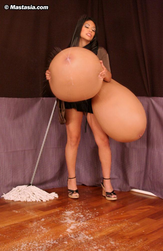Tits ass bubble butt